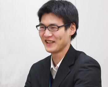 株式会社UFI FUTECH 経営管理本部 情報システム部<br />システム企画・管理グループ  吉岡匠氏