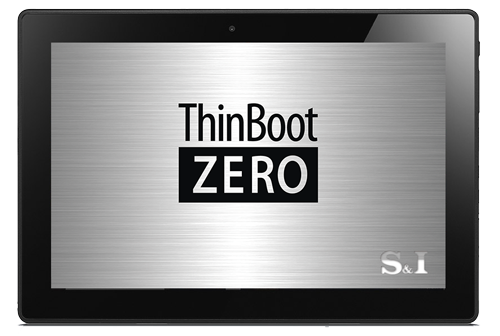 ThinBoot ZERO lenovo-miix310