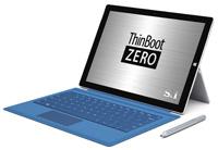 ThinBoot ZERO 特別モデル(Surface Pro 3)