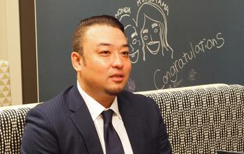 ブロードバンドタワー 取締役執行役員 樋山洋介氏