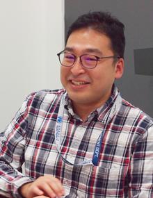 株式会社ピーチ・ジョン 情報システム部 石渡 晃介 氏