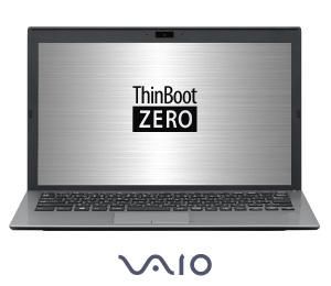 VAIOのPCをベースにしたシンクライアント端末 ThinBoot ZERO Type V