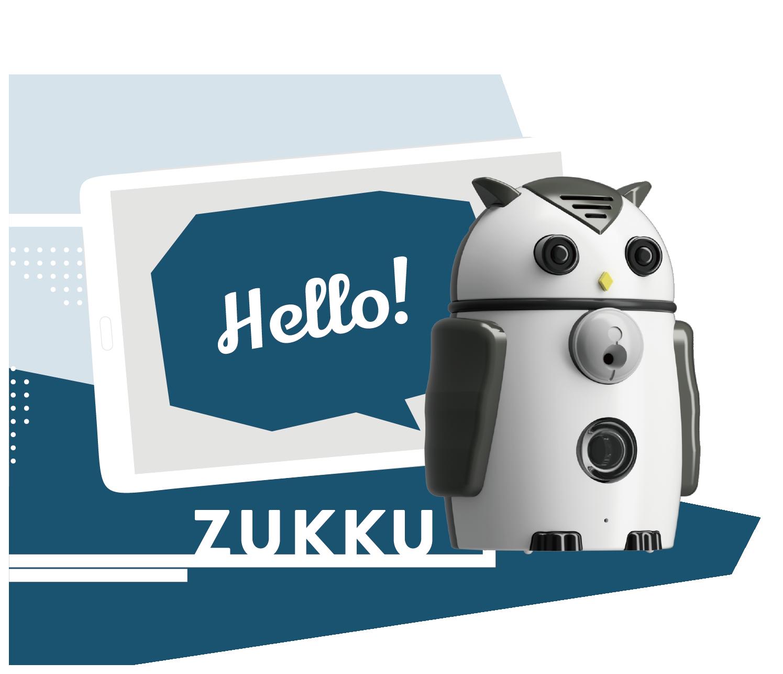 マーケティング支援AIロボット ZUKKU